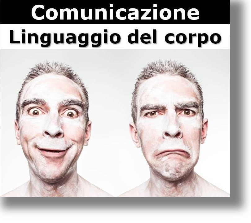 comunicazione linguaggio del corpo